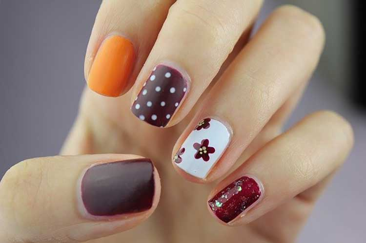 How To Do Nail Art At Home – 5 Design's Details Guide